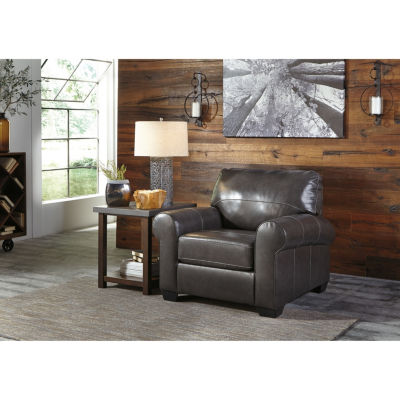 Signature Design By Ashley® Canterelli Leather Accent Chair