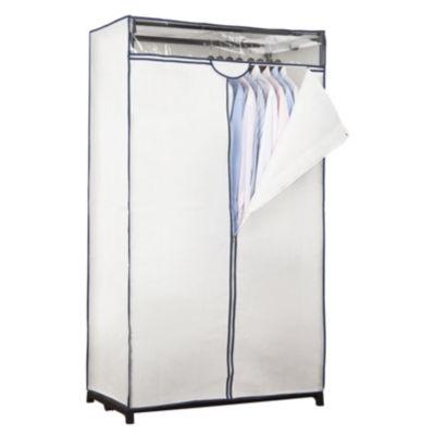 """Simplify Portable Closet 36"""" White"""