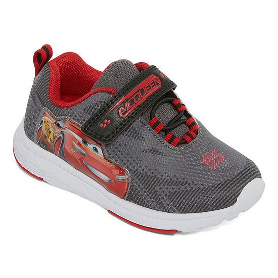 Disney Cars Boys Walking Shoes Slip-on - Toddler