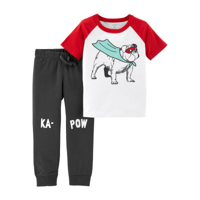 Carter's 2-pc. Pant Set - Toddler Boys