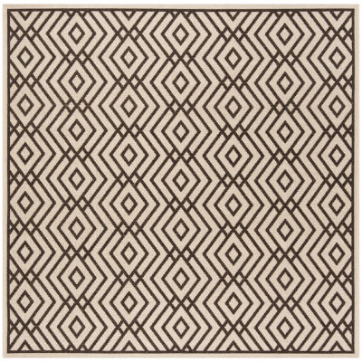 Safavieh Linden Collection Bedinn Geometric SquareArea Rug