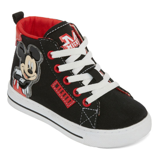 Disney Mickey Boys Walking Shoes Slip-on - Toddler