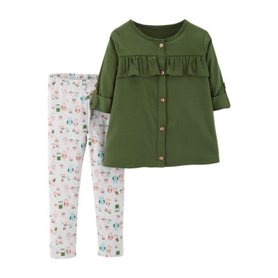 Carter's 2-pc. Layette Set-Toddler Girls