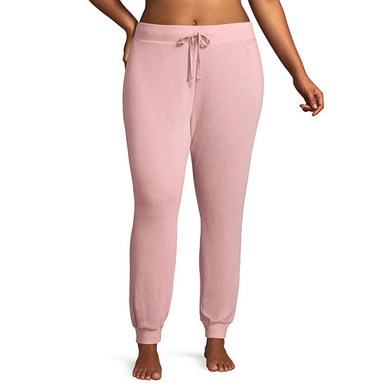 57af21ac588a Flirtitude High Rise Joggers - Juniors Plus - JCPenney