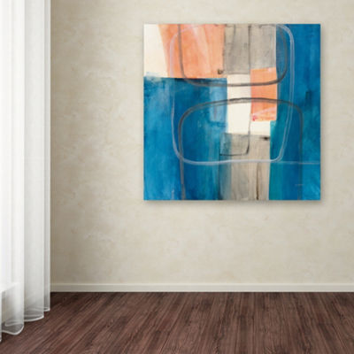 Trademark Fine Art Mike Schick Passage II v2 Giclee Canvas Art