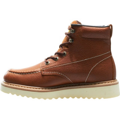 Wolverine Mens Work Wedge Work Boots Lace-up