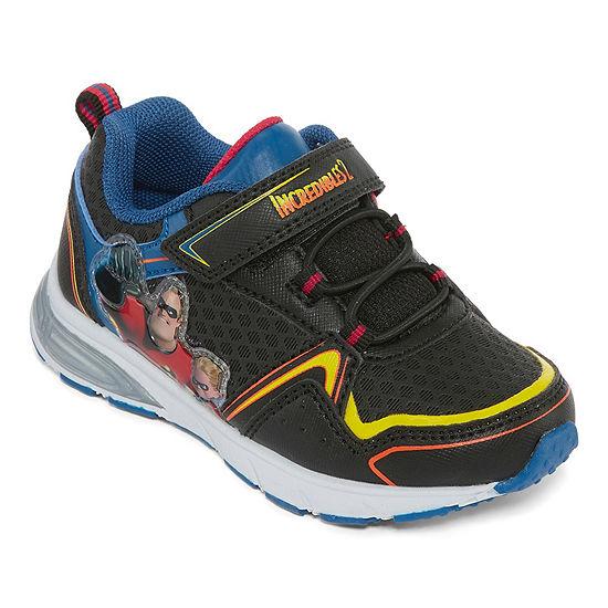 Disney Incredibles Boys Walking Shoes Slip-on - Toddler