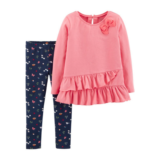 Carter's 2-pack Set-Toddler Girls