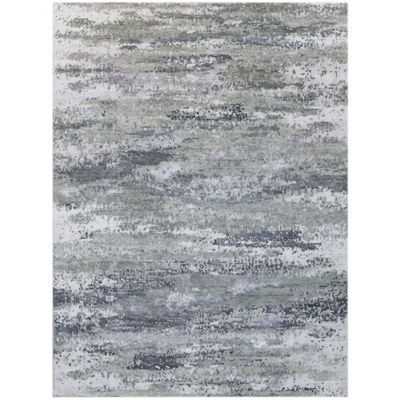 Amer Rugs Synergy AC Hand-Tufted Wool and Viscose Rug