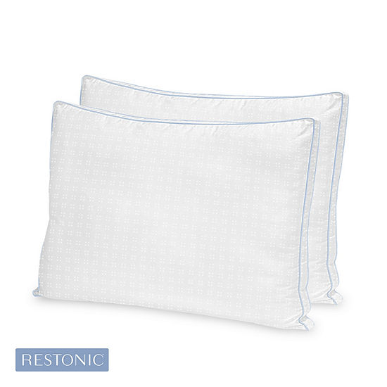 Restonic TempaGel Max Cooling Gel Beads Pillow 2-Pack
