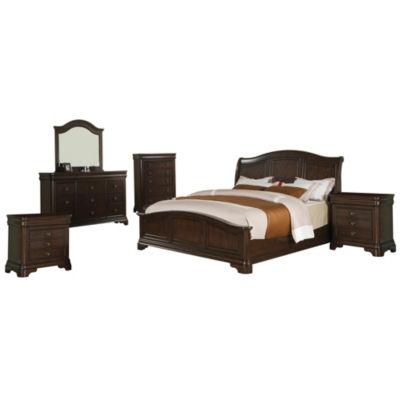 Picket House Furnishings Conley Panel 6-pc. Bedroom Set