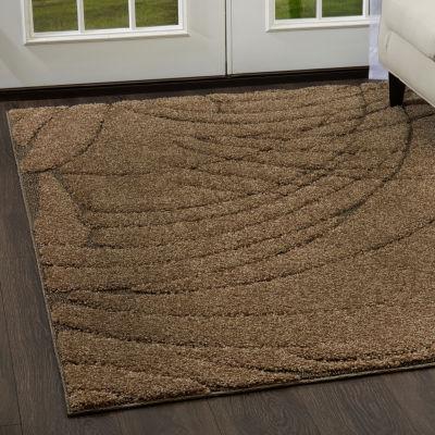 Home Dynamix Canyon Tinley Abstract Rectangular Rug
