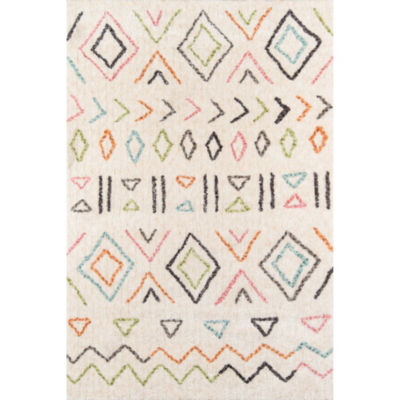 Novogratz By Momeni Wes Hand Tufted Rectangular Indoor Accent Rug