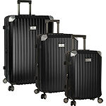 Collection by Michael Strahan Slate 21 Inch Hardside Spinner Luggage