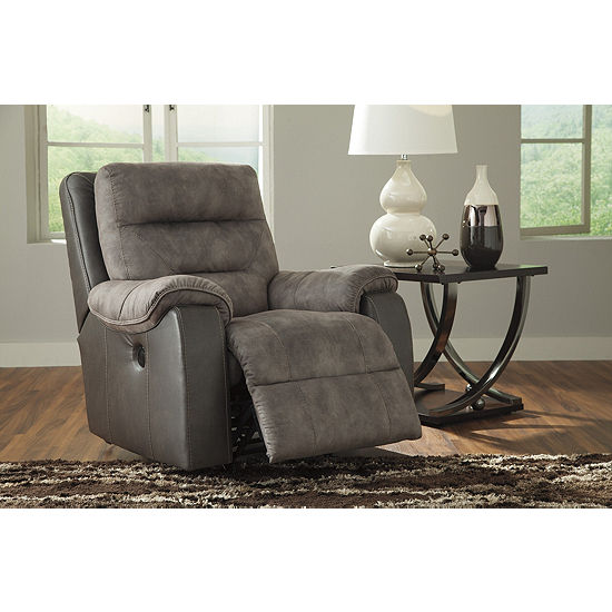 Signature Design By Ashley Hacklesbury Power Recliner