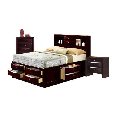 Picket House Furnishings Madison Storage 3-pc. Bedroom Set