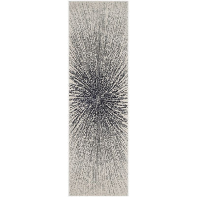 Safavieh Evoke Collection Aliya Abstract Runner Rug