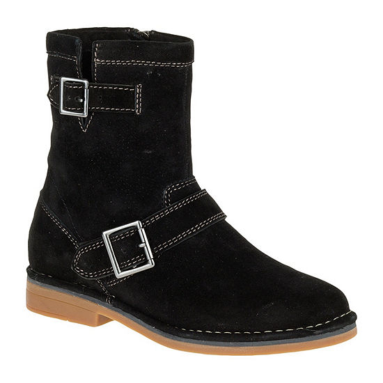 Hush Puppies Womens Aydin Catelyn Motorcycle Boots