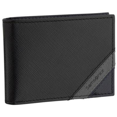 Samsonite Mens Slim Fold Wallet