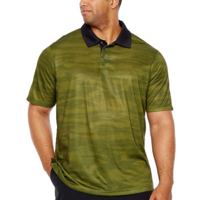 The Foundry Big & Tall Supply Co. Short Sleeve Camouflage Jersey Polo Shirt Big and Tall