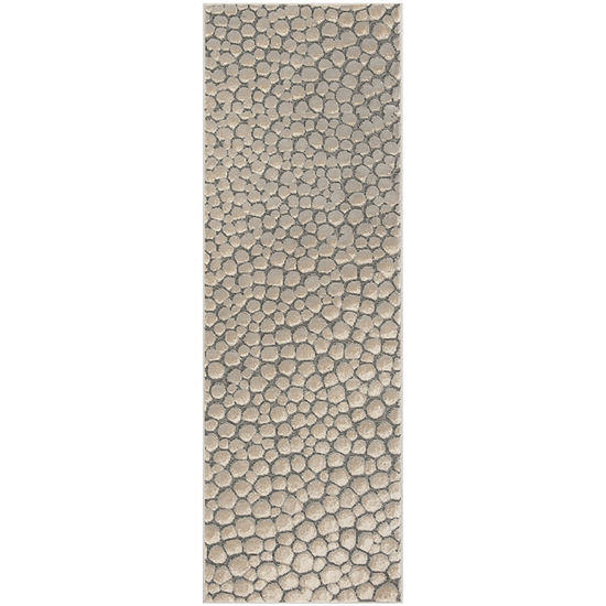 Safavieh Meadow Collection Joss Dots Runner Rug