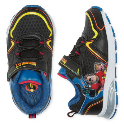 Disney Incredibles Boys Walking Shoes Slip-on - Toddler