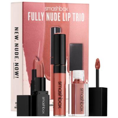 Smashbox Fully Nude Lip Set