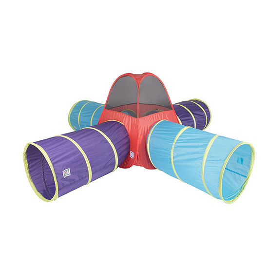 Pacific Play Tents Quads Of Fun Junction Set