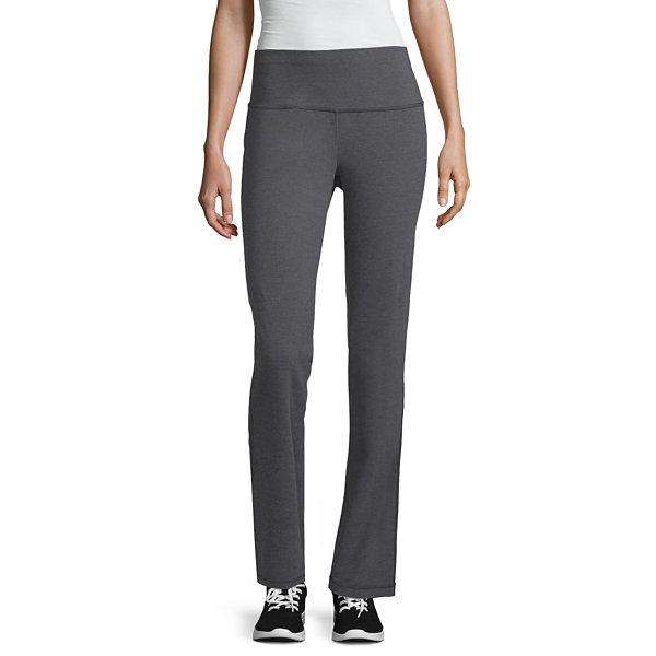 36f53200f75a5 St. John's Bay Active Womens Yoga Pant-Petite. Champion® Absolute Semi-Fit  Pants. Xersion Studio Yoga Bootcut Pants
