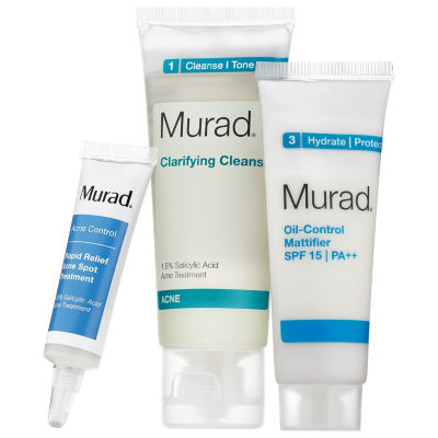 Murad 7 Day Acne Challenge Kit