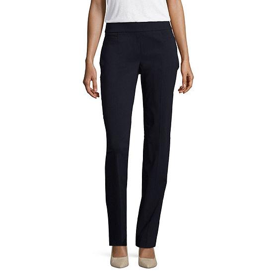 Liz Claiborne Millennium Pull On Pant - Tall