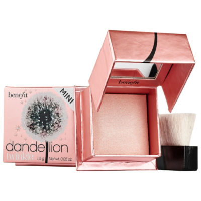 Benefit Cosmetics Dandelion Twinkle Highlighter Mini