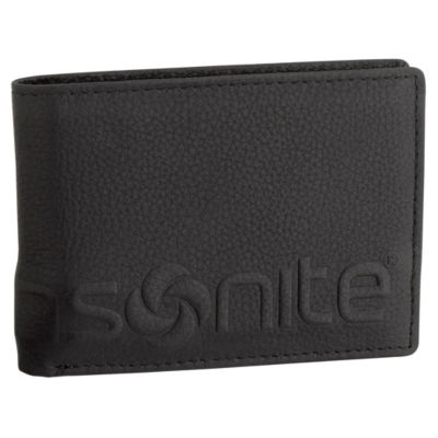 Samsonite Mens Slim Fold Wallet