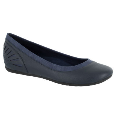 Easy Street Womens Crista Slip-On Shoes Slip-on Round Toe