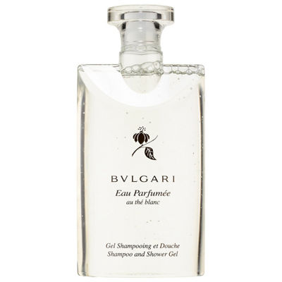 BVLGARI Eau Parfumée Au Thé Blanc Shampoo And Shower Gel