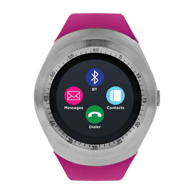 Itouch Curve Unisex Pink Smart Watch-Itr4360s788-375