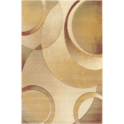 Home Dynamix Evolution Emile Abstract RectangularArea Rug