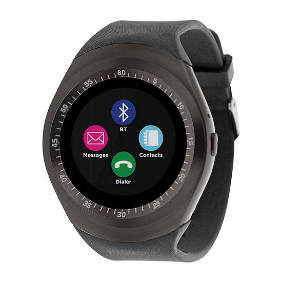 Itouch Curve Unisex Gray Smart Watch-Itr4360u788-334