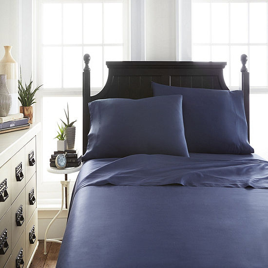 Casual Comfort Premium Rayon From Bamboo Luxury Bed Sheet Set