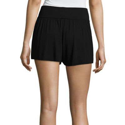 City Streets Knit Soft Shorts
