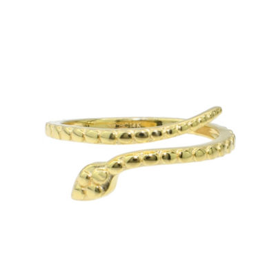 Sechic Womens 20mm 14K Gold Band