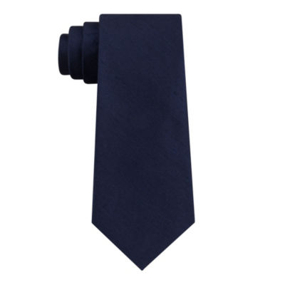 Van Heusen Narrow Chrome Tie