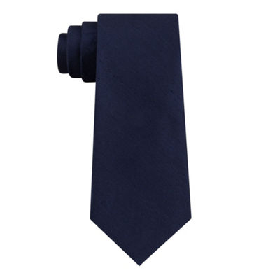 Van Heusen Van Heusen Narrow  Chrome Tie
