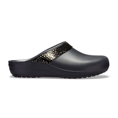 Crocs Womens Clogs Slip-on Round Toe