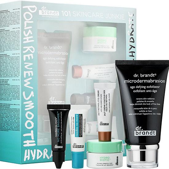 Dr. Brandt Skincare 101 Skincare Junkie Kit
