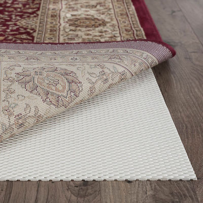 Tayse Ultra Grip Traditional Solid Runner Rug Pad