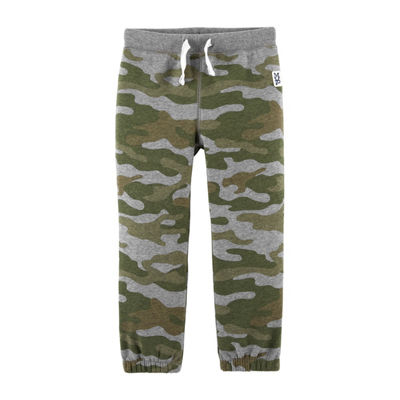 Carter's Fleece Jogger- Toddler Boy
