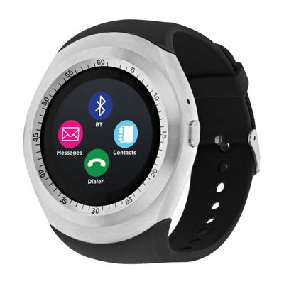 Itouch Curve Unisex Black Smart Watch-Itr4360s788-003