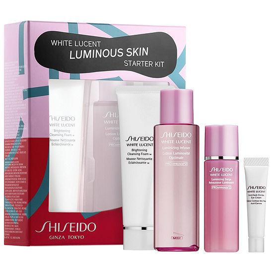 Shiseido White Lucent Luminous Skin Starter Kit