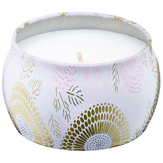 VOLUSPA Panjore Lychee Mini Decorative Tin Candle